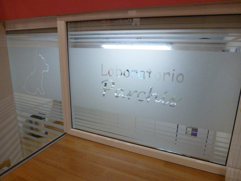 Imagen del laboratorio